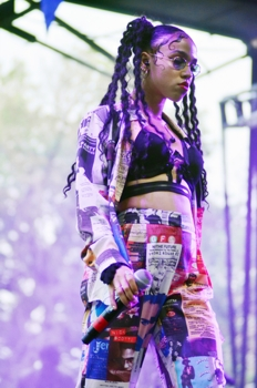 Blog about FKA Twigs' Sexy Hair