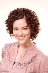 Blog about Crunchy Curly Hair