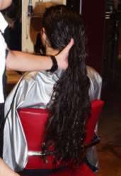 Long Hair Pre-Wash Treatment - HairBoutique.com - All Rights Reserved