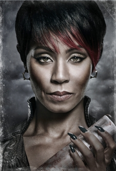 Blog about Jada Pinkett Smith Gangster Hair