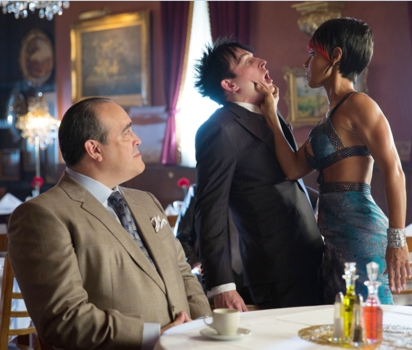 Jada Pinkett Smith As Fish Mooney - Gotham - Fox/TV - All Rights Reserved