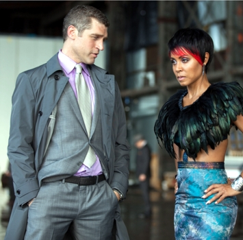 Jada Pinkett Smith - Fish Mooney - Gotham - Fox/TV - All Rights Reserved