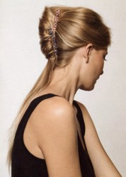 Holiday Hair Twist - HairBoutique.com - All Rights Reserved