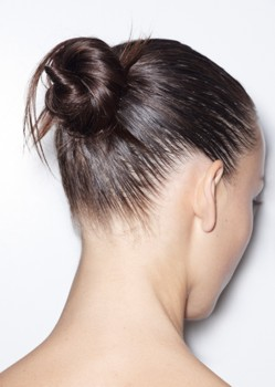 2015 Version of Japanese Chignon - Hair by Guido - Hair Products by Redken - Photos by Lucas Flores Piran for Redken