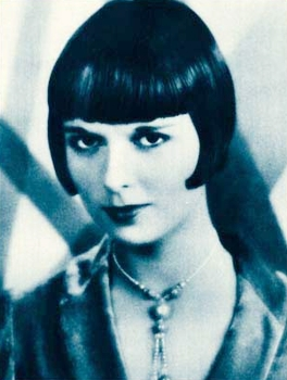 Louise Brooks Publicity Photo - Wikipedia.com - All Rights Reserved