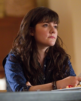 Madeleine Martin as Becca in Californication (Season 5, Episode 8) - Photo: Jordin Althaus/Showtime - All Rights Reserved