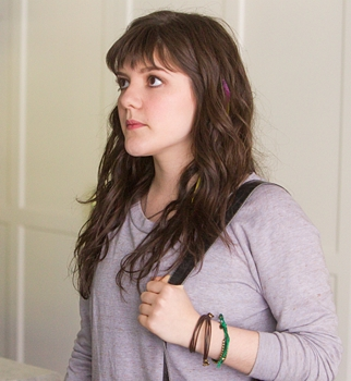 Madeleine Martin as Becca in Californication (Season 5, Episode 3) - Photo: Jordin Althaus/Showtime - All Rights Reserved