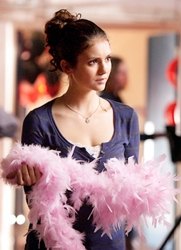 Nina Dobrev - The CW - Vampire Diaries - All Rights Reserved