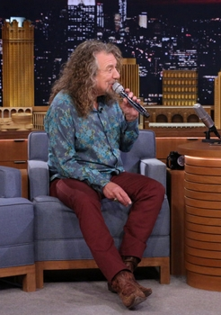 Robert Plant - Jimmy Fallon Show - NBC.com - All Rights Reserved