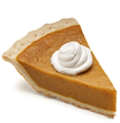 Pumpkin Pie From Amazon.com - All Rights Reserved