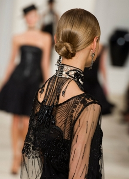 Hair Created By Redken For Ralph Lauren Runway - Redken - All Rights Reserved