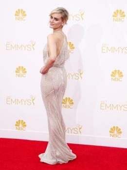 Taylor Schilling - 66th Annual Primetime Emmy Awards - 08/25/2014  Photographer David Gabber / PRPhotos.com