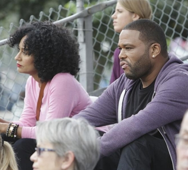 Blackish on The ABC Television Network. (ABC/Nicole Wilder) TRACEE ELLIS ROSS, ANTHONY ANDERSON -  ABC Medianet - All Rights Reserved