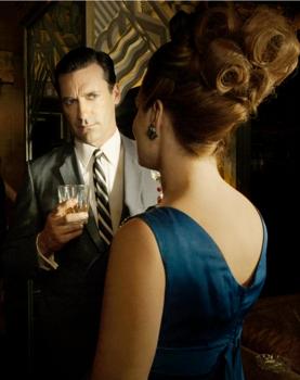 Description: Mad Men Season 4 Gallery Don Draper (Jon Hamm) Photo Credit:Frank Ockenfels/AMC
