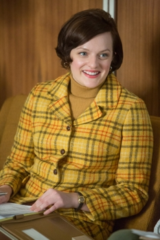 Blog about Women of Mad Men's Hair