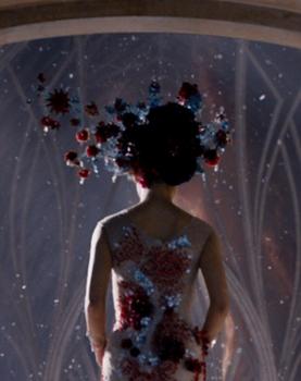 Mila Kunis as Jupiter Jones in Jupiter Ascending - Warner Bros. Pictures - All Rights Reserved