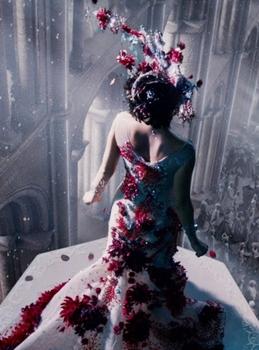 Mila Kunis as Jupiter Jones in the film Jupiter Ascending - Warner Bros - All Rights Reserved