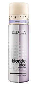 Blonde Idol - Custom Tone Cool - Redken - All Rights Reserved
