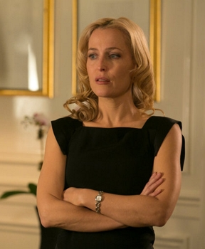 Gillian Anderson as Meg Fitch on CBS Series Crisis 0 2014 - CBS.com - All Rights Reserved