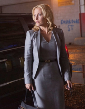 Gillian Anderson - Meg Fitch - NBC Crisis - 2014 - All Rights Reserved