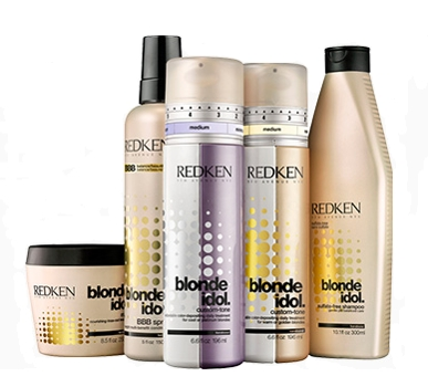 Redken Blonde Idol Collection - Redken - All Rights Reserved