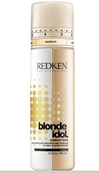 Redken Blonde Idol - Custom Tone Warm - Redken - All Rights Reserved