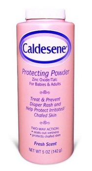 Caldesene Baby Care Powder, 5 Ounce Zinc Oxide/Talc - Amazon.com - All Rights Reserved