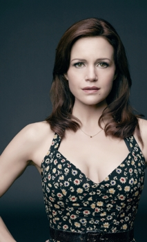 WAYWARD PINES: Carla Gugino as Kate Hewson ©2014 Fox Broadcasting Co. Cr: James Minchin/FOX