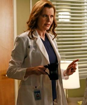 Geena Davis on Grey's Anatomy - ABC.com - All Rights Reserved