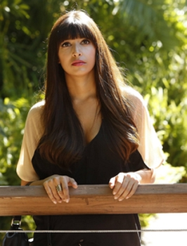 Hannah Simone as Cece on Fox/TV's New Girl - ©2012 Fox Broadcasting Co. Cr: Greg Gayne/FOX