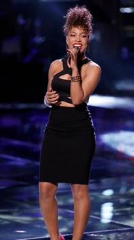 India Carney On The Voice - NBC.com - All Rights Reserved