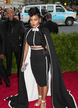"""Janelle Monáe - 05/04/2015 - """"China: Through The Looking Glass"""" Costume Institute Benefit Gala - Arrivals 05/04/2015 - Janet Mayer / PRPhotos.com - All Rights Reserved"""