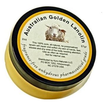 Lanolin, Anhydrous Lanolin Pharmaceutical Grade - Amazon.com