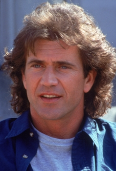 Lethal Weapon 3: Mel Gibson (Pictured) L.A. detective Martin Riggs - Thursday, Jan. 13 (8:00-10:30 PM ET/PT) on FOX. ©1999 FOX BROADCASTING COMPANY - All rights Reserved