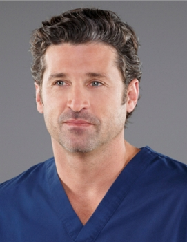 "Patrick Dempsey - GREY'S ANATOMY – ABC's ""Grey's Anatomy"" stars Patrick Dempsey as Dr. Derek Shepherd. (ABC/Bob D'Amico)"