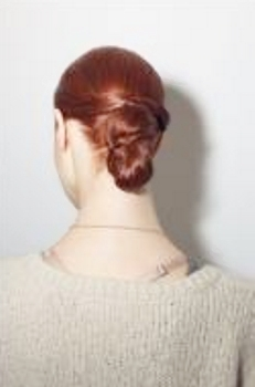 Peter Som Nested Updo - Redken - All Rights Reserved