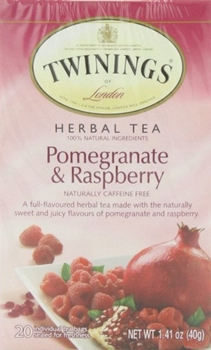 Pomegranate Raspberry Herbal Tea - Amazon.com - All Rights Reserved