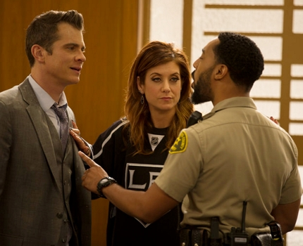 Kate Walsh As Judge Rebecca Wright on Bad Judge - NBC.com - All Rights Reserved