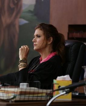 """Bad Judge"" Starring Kate Walsh - (Photo  Chris Haston/NBC)  2014"