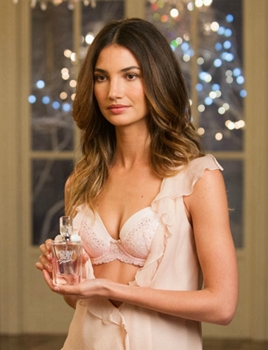 Blog about Lily Aldridge's Honey Faded