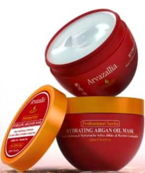 Hydrating Argan Oil Hair Mask and Deep Conditioner By Arvazallia for Dry or Damaged Hair - Amazon.com - All Rights Reserved