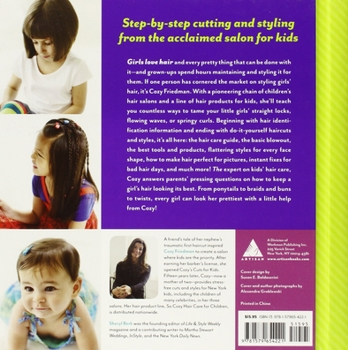 Cozy's Complete Guide to Girls' Hair - by Cozy Friedman - Amazon.com - All Rights Reserved