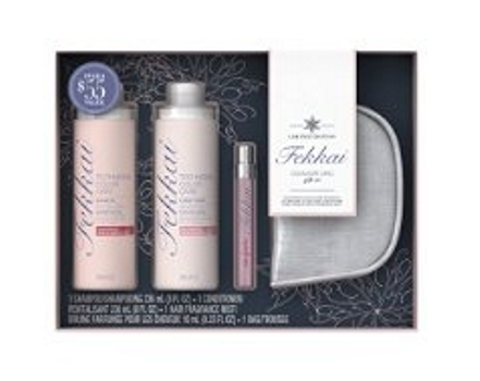 Fekkai Holiday Pack Technician Color Care Shampoo And Conditioner With Trial Size Fragrance And Bag 8 Oz - Amazon.com - All Rights Reserved