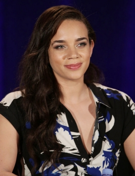 "NBCUniversal Summer Press Day, April 2015 -- Syfy ""Killjoys"" Panel -- Pictured: Hannah John-Kamen -- (Photo by: Chris Haston/NBCUniversal)"