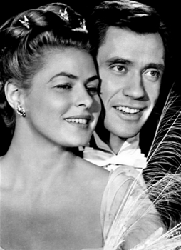 Ingrid Bergman with Mel Ferrer in Elena and Her Men (1957) - Wikipedia - All Rights Reserved