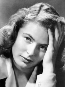 Ingrid Bergman - Wikipedia - All Rights Reserved