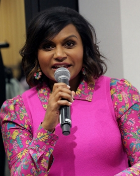 "June 4, 2015  THE MINDY PROJECT -- ""'The Mindy Project' Costume Design Event"" -- Pictured: Mindy Kaling -- (Photo by: Chris Haston/UTV)  Thursday, June 4, 2015 from Neiman Marcus, Beverly Hills, Calif.  2015 NBCUniversal Media, LLC"