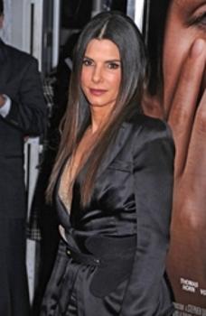 "Sandra Bullock Sandra Bullock at ""Extremely Loud and Incredibly Close"" New York City Premiere - Arrivals - Charles Norfleet / PR Photos"