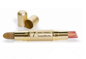 jane iredale Sugar & Butter Lip Exfoliator/Plumper - Image courtesy of jane iredale - All Rights Reserved