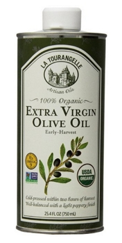 La Tourangelle 100 Percent Extra Virgin Olive Oil, 25.4 Fluid Ounce - Amazon.com - All Rights Reserved